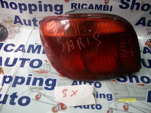 Stop Toyota Yaris 2004 Sin.